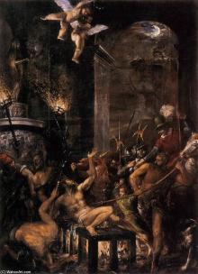 Tiziano-Vecellio-titian-Martyrdom-of-St-Lawrence