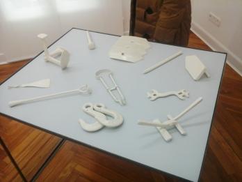 Objetos usados en crímenes violentos crimen