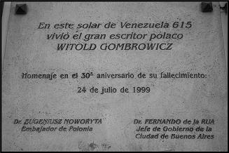Ramka Venezuela tablica