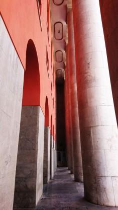 PALACIO DE CORREOS DE PALERMO. SICILIA